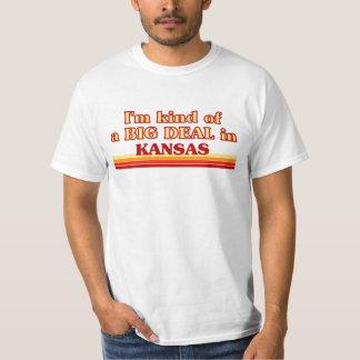 I am kind of a BIG DEAL on Kansas T-Shirt