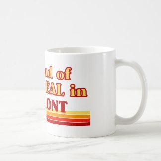 I am kind of a BIG DEAL on Vermont Basic White Mug