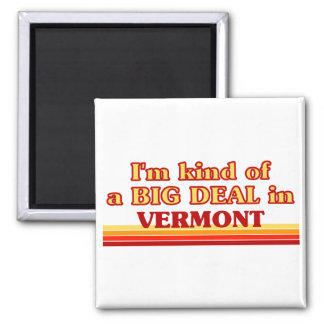 I am kind of a BIG DEAL on Vermont Square Magnet