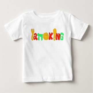I am king baby t-shirts