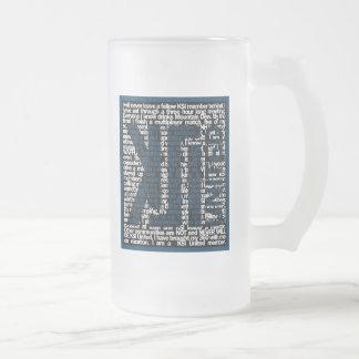 I Am KSI United Beer Mug