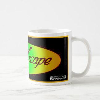 I am Macro Impressionist Basic White Mug