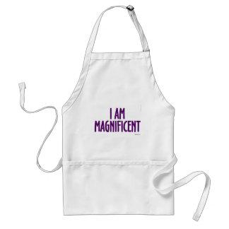 I AM Magnificent Standard Apron