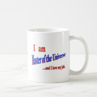 I am Master of the Universe 2 saying mug