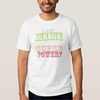 I am Mimi T-shirts