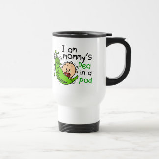 I Am Mommy's Pea In A Pod Coffee Mugs