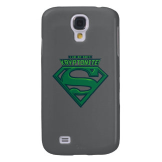 I Am My Dad's Kryptonite Galaxy S4 Case