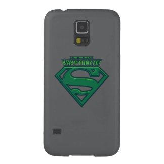 I Am My Dad's Kryptonite Galaxy S5 Cover