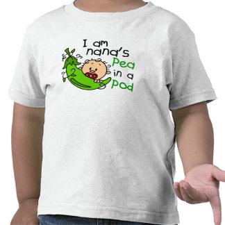 I Am Nana s Pea In A Pod 1 T Shirts