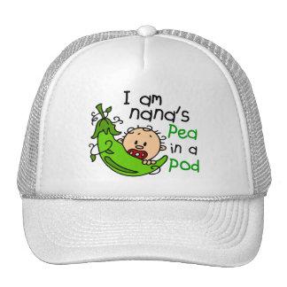 I Am Nana s Pea In A Pod 1 Trucker Hat