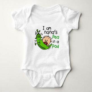 I Am Nana's Pea In A Pod 1 T-shirts