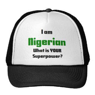 i am nigerian cap
