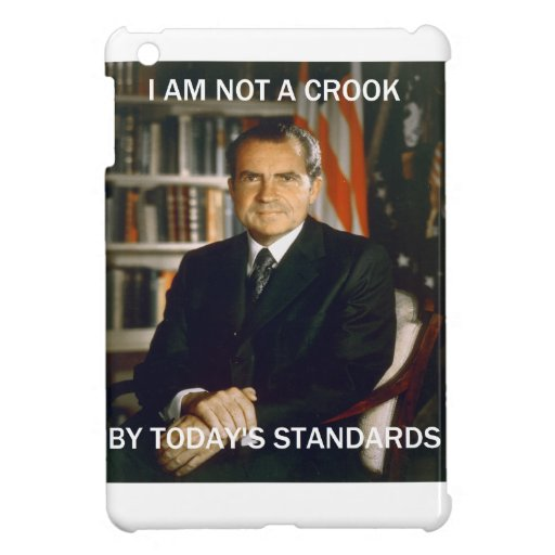 i am not a crook cover for the iPad mini