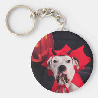 I am not a Devil Dog! Key Ring