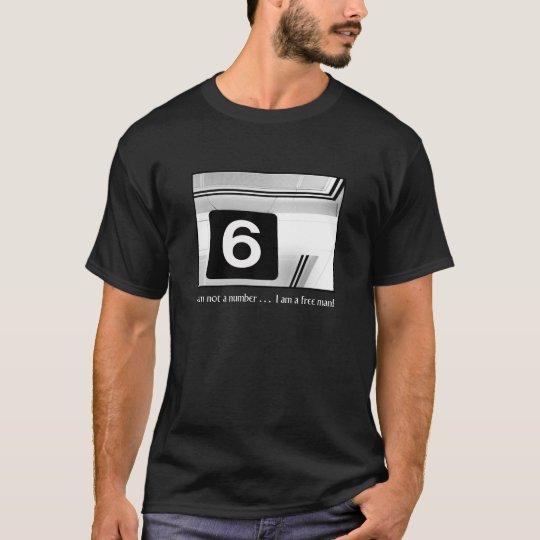 I Am Not a Number shirt