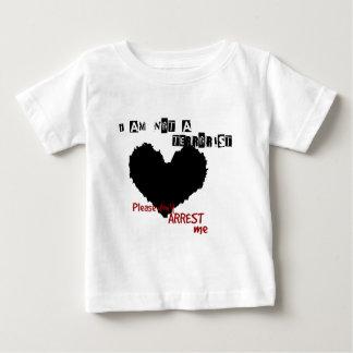I am not a Terrorist Baby T-Shirt