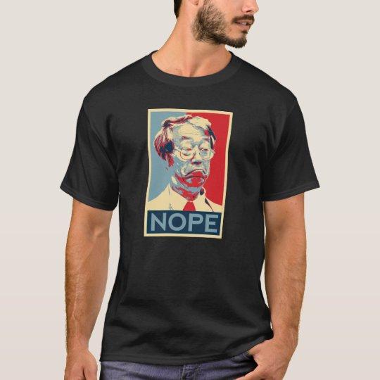 """I am not Dorian Satoshi Nakamoto"" T-Shirt"