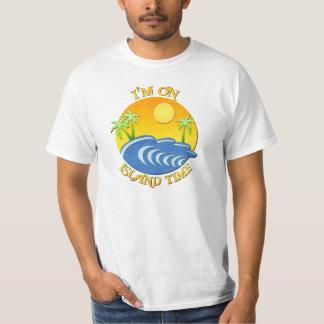I Am On Island Time T Shirt