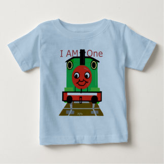 I Am One Train Baby T-Shirt