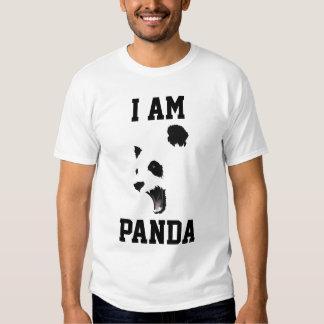 I AM PANDA T SHIRTS