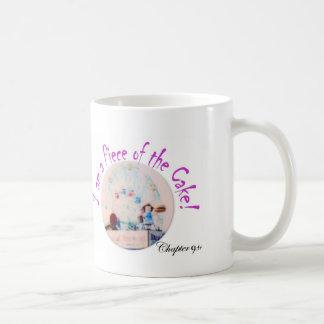 I am piece of the Cake ! Basic White Mug