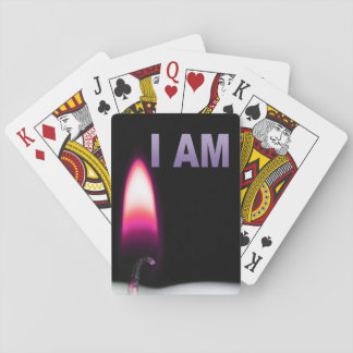 I AM Playing Cards
