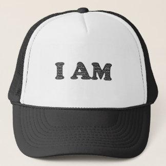 I Am- Positive Affirmations Hat