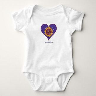 I Am Pure Love Baby Bodysuit