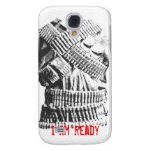 I Am Ready - Anti Social Galaxy S4 Case