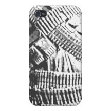 I Am Ready - Anti Social iPhone 4 Covers