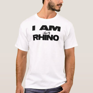 I AM RHINO T-Shirt
