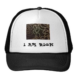 I AM RICH CAP