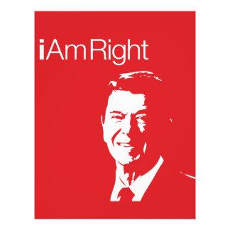 I Am Right v2 Custom Flyer