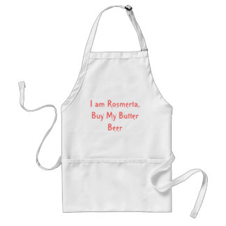 I am Rosmerta, Buy My Butter Beer Standard Apron