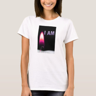 I AM Shirt Women's white