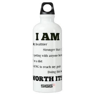 I AM SIGG Water Bottle