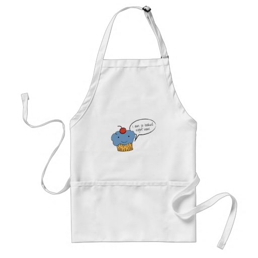 I am so baked apron