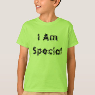 I Am Special T-Shirt