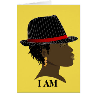 """I AM SPIRIT"" Encouragement Card"