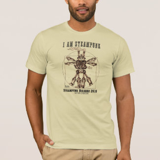 I AM STEAMPUNK ROBOT T-Shirt