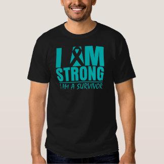 I am Strong  I am a Survivor Interstitial Cystitis T Shirts