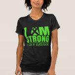 I am Strong - I am a Survivor - Lyme Disease Shirts