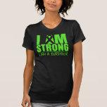 I am Strong - I am a Survivor - Lyme Disease Tee Shirts