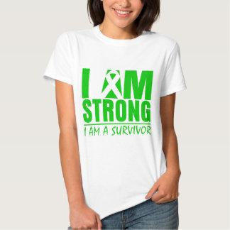 I am Strong - I am a Survivor - Spinal Cord Injury Shirts