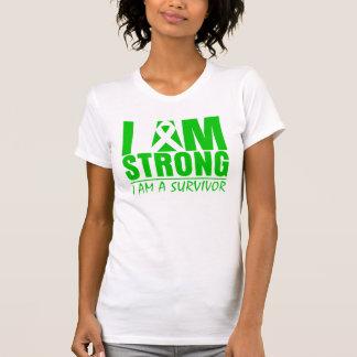 I am Strong - I am a Survivor - Spinal Cord Injury Tee Shirt