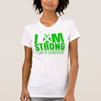 I am Strong - I am a Survivor - Spinal Cord Injury T Shirt