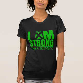 I am Strong - I am a Survivor - Spinal Cord Injury T Shirts