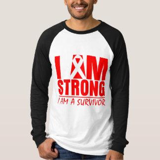 I am Strong - Myelodysplastic Syndromes Tees