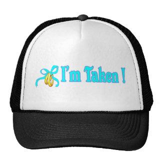 I Am Taken Honeymoon Hat / Cap