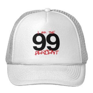 I AM THE 99 PERCENT - png Hat